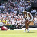 Venus Williams – 2018 Wimbledon Tennis Championships in London Day 5 - 454 x 300