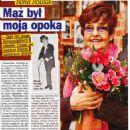 Rena Rolska - Zycie na goraco Magazine Pictorial [Poland] (4 April 2019) - 454 x 642