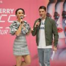 Katy Perry at Myer instore in Adelaide