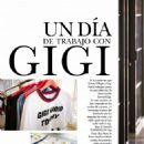 Gigi Hadid – Hola! Fashion Spain Magazine (March 2018)