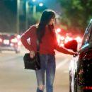 Dakota Johnson – Leaving Meche Salon in Beverly Hills