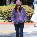 Marcia Cross out for lunch at La Scala in Beverly Hills - 454 x 681