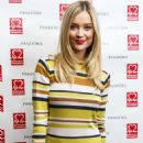Laura Whitmore Pandora Bhf Afternoon Tea In London