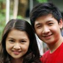 Joshua Dionisio and Barbie Forteza