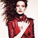 Maria Rudkovskaya Harper's Bazaar Ukraine December 2011 - 454 x 614