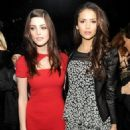 Ashley Greene & Nina Dobrev: DKNY Darlings