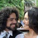 Luciano Castro and Julieta Diaz