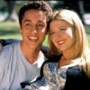 Tara Reid and Thomas Nicholas