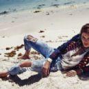 Alyssa Miller - Elle Magazine Pictorial [Spain] (May 2015) - 454 x 296