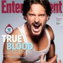 Entertainment Weekly True Blood Cover Shoot