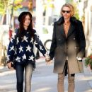 Lily Collins and Jamie Campbell Bower out in Toronto (September 16)