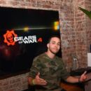 Prince Royce- Xbox and 'Gears of War' 4 New York Launch Event at The Microsoft Loft - Day 2 - 399 x 600