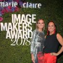 Heidi Klum : Marie Claire's Image Makers Awards 2018 - 454 x 387