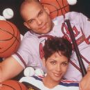 David Justice and Halle Berry - 454 x 472