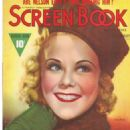 Sonja Henie - Screen Book Magazine [United States] (January 1939)