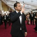 Leonardo DiCaprio At The 92nd Annual Academy Awards - Arrivals