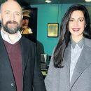 "Berguzar Korel & Halit Ergenc : ""Medet"" Theater Premiere"