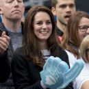 Kate Middleton at The London Marthon - 454 x 561