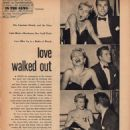 Lana Turner and Fernando Lamas - Movie Life Magazine Pictorial [United States] (January 1953)