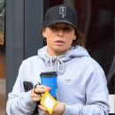 Coleen Rooney – coffee run in Alderley Edge – Cheshire - 454 x 566