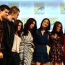 The Twilight Saga: Breaking Dawn - Part 1 at Comic Con Panel on July 21, 2011 in San Diego, California - 454 x 297