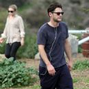 Ashley Olsen out for a run in LA