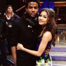 Zendaya and Trevor Jackson