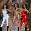 Beyoncé Knowles - Performing In Concert At Madison Square Gardens, June 21 2009