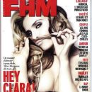 Clara Morgane FHM France December 2010
