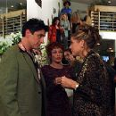Craig Ferguson, Frances Fisher and Mary McCormack in Warner Brothers' The Big Tease - 2000