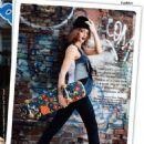 Candice Boucher - Cosmopolitan Magazine Pictorial [South Africa] (October 2011)