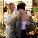 Hailey Bieber – Shopping at Erewhon Market in Los Angeles