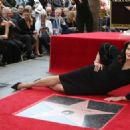 Lynda Carter honored with star on the Hollywood Walk of Fame in Hollywood - 454 x 324