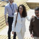 Andie MacDowell out in Cannes - 454 x 735