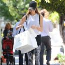 Stacy Keibler is spotted out shopping in West Hollywood, California on March 27, 2017 - 434 x 600