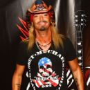 Bret Michaels performs at the Rockfest 80's Concert - Day 1 at Markham Park on April 2, 2016 in Sunrise, Florida.