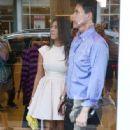 Kourtney Kardashian: out shopping at Dash and Sisley in Miami