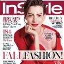 Anne Hathaway Instyle Magazine September 2015