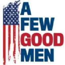 A FEW GOOD MEN  a play by Aaron Sorkin - 454 x 213