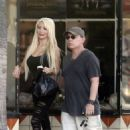 Courtney Stodden and Doug Hutchison - SHopping Day in LA November 7,2012 - 454 x 605