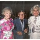 Betty White, George Burns & Carol Channing - 454 x 370