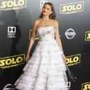 Sofia Vergara – 'Solo: A Star Wars Story' Premiere in Los Angeles - 454 x 603