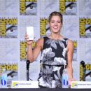 Emily Bett Rickards– Comic-Con International 2016 - 'Arrow' Press Line - 454 x 357