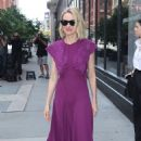 Naomi Watts Arrives at AOL Build Speaker Series in New York