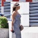 Eva Longoria shopping in Puerto Banus - 454 x 666