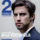 Milo Ventimiglia - 2 Magazine Cover [Thailand] (March 2009)