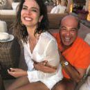 Luciana Gimenez and Marcelo De Carvalho - 454 x 454