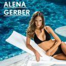 Alena Gerber Maxim Magazine Novdec 20142015