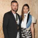 Jessica Biel – Louis Vuitton Womenswear SS 2020 Show at Paris Fashion Week