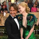 Keith Urban and Nicole Kidman : 23rd Annual Screen Actors Guild Awards - 449 x 600